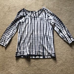 James Perse long sleeve top size 3